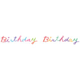 Plus Petit Deco Rush Decoration Tape - Birthday - 6 mm - Decoration Tape - bunbougu.com.au