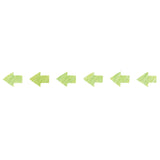 Plus Petit Deco Rush Decoration Tape - Arrow - 6 mm - Decoration Tape - bunbougu.com.au