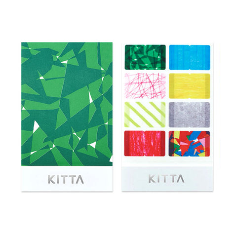 King Jim Kitta Seal Stickers - Index - Mix