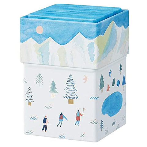 King Jim Kitta Storage Can - Limited Edition - Mountain