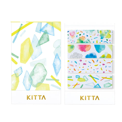 King Jim Kitta Washi Masking Tape - Clear Type - Shine
