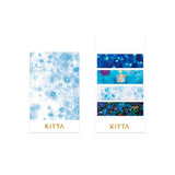 King Jim Kitta Washi Masking Tape - Starry Sky - Washi Tapes - bunbougu.com.au