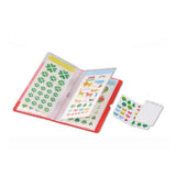King Jim Seal Collection for Sticker Sheets - Light Blue - Organizers - bunbougu.com.au