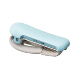 Kokuyo Karu Cut Washi Tape Cutter - Pastel Blue (20 - 25 mm) - Scissors - bunbougu.com.au