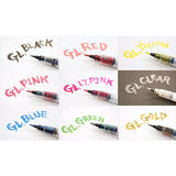 Kuretake Zig Wink of Stella Glitter Brush Pen - Brush Pens - bunbougu.com.au