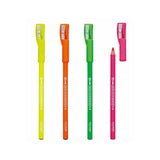 Kutsuwa HiLiNE Highlighter Pencil - Highlighters - bunbougu.com.au