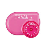 Kutsuwa Stad T'Gaal Pencil Sharpener - Pink - Pencil Sharpeners - bunbougu.com.au