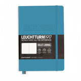 Leuchtturm1917 Bullet Journal - Dotted - Nordic Blue - A5 - Notebook - bunbougu.com.au