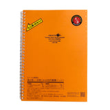 Lihit Lab Aqua Drops Twist Ring Notebook Loose Leaf Binder - 29 Holes - Ruled - B5 - Binders - bunbougu.com.au