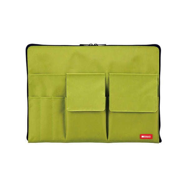 Lihit Lab Teffa Bag in Bag - A4 - Green