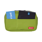 Lihit Lab Teffa Pen Case - Book Style - Black - Pencil Cases - bunbougu.com.au