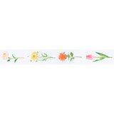 MT Masking Tape Ex Series - Flower R - 30 mm x 10 m - Washi Tapes - bunbougu.com.au