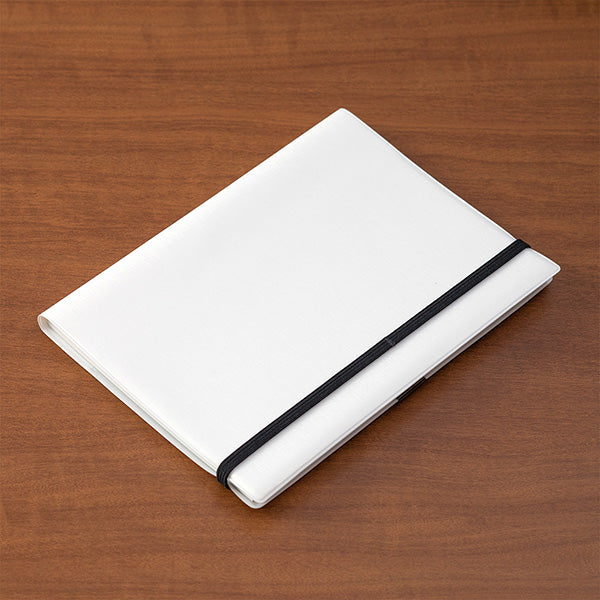 Midori Clip Band for Notebooks - A5 - Black