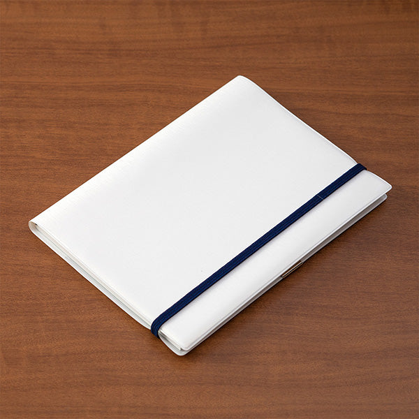 Midori Clip Band for Notebooks - A5 - Navy