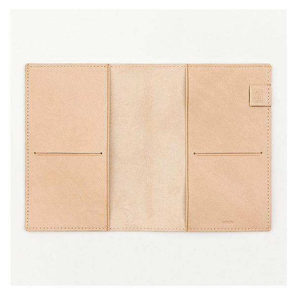 Midori MD Notebook Cover - Goat Leather - A6