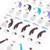 Midori Seal Collection Planner Stickers - Penguin