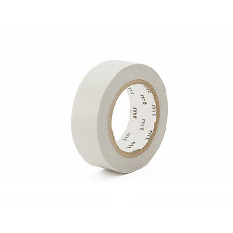 Mt Masking Tape - Pastel Gray - 15 mm x 10 m - Washi Tape - bunbougu.com.au
