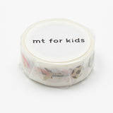 Mt Masking Tape - Work Tools - 15 mm x 7 m - Washi Tape - bunbougu.com.au