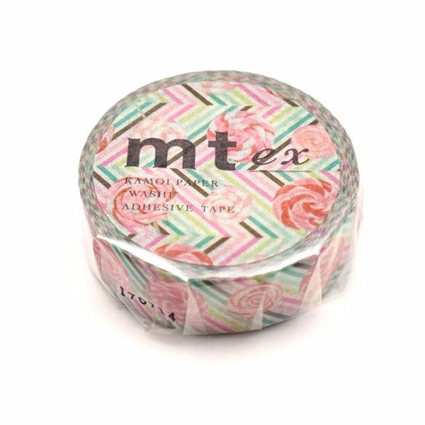 Mt Masking Tape Ex Series - Candy - 15 mm x 10 m