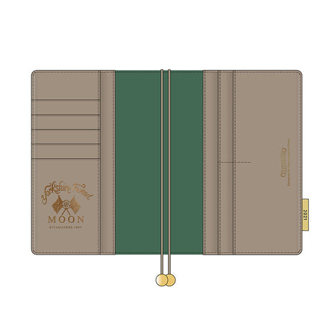 Papermood Planner Cover - Australian Acacia - B6