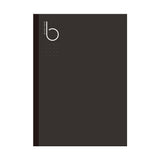 Pilot Black Note Notebook - Dotted - B5