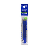 Pilot FriXion Ball Slim Multi Pen Refill - Pack of 3 - 0.5 mm - Pen Refills - bunbougu.com.au