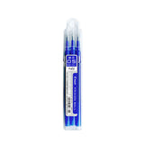 Pilot FriXion Gel Pen Refill - 0.5 mm - Pack of 3 - Pen Refills - bunbougu.com.au