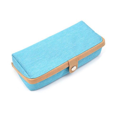Raymay Clam Pencil Case - Blue