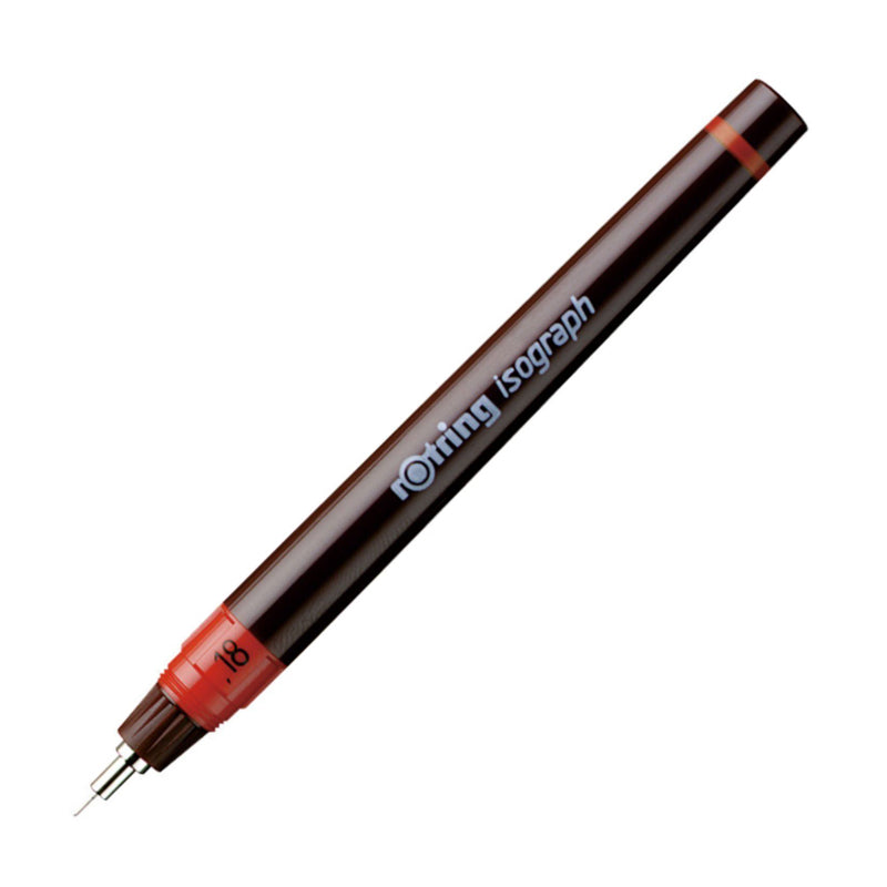 Rotring Isograph Technical Drawing Pen - 0.18 mm