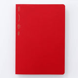Stalogy Editor's Series 365 Days Notebook - Red - A5 - Notebooks - bunbougu.com.au