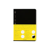Stalogy Editor's Series 365 Days Notebook - Black - A6