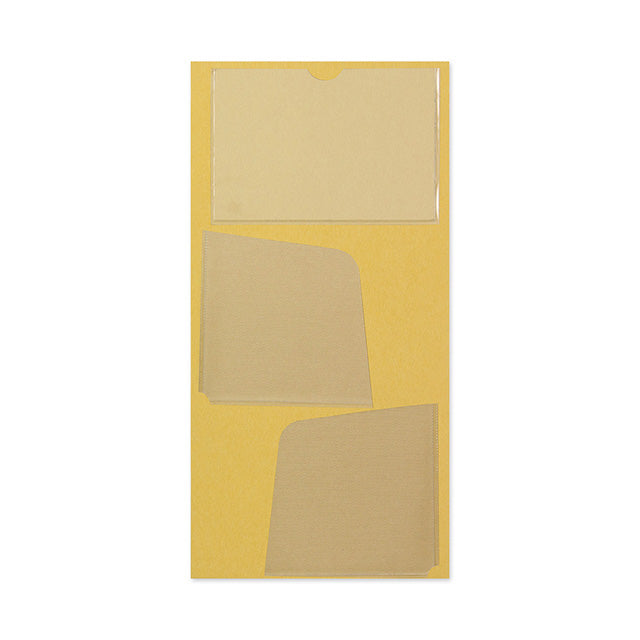 Traveler's Company Traveler's Notebook Accessories 004 - Pocket Sticker Set