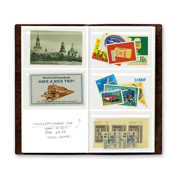 Traveler's Company Traveler's Notebook Accessories 023 - Film Pocket Stickers