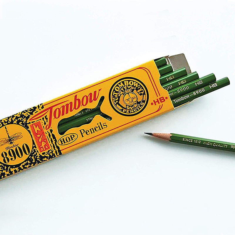 Tombow 8900 Drawing Pencil - H
