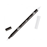 Tombow ABT Dual Brush Pen - N00 - Colorless Blender - Bunbougu