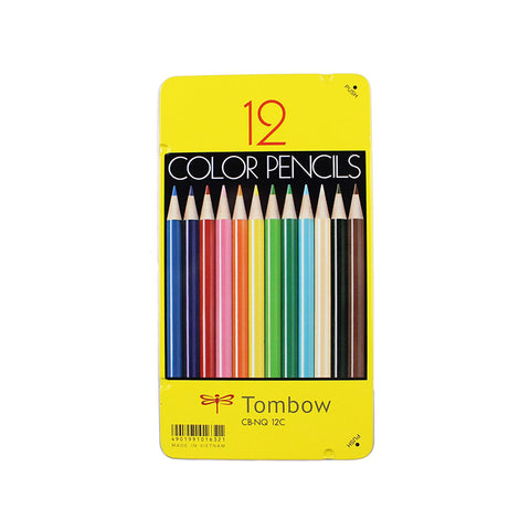Tombow Color Pencil Set - 12 Color Set
