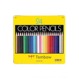 Tombow Color Pencil Set - 24 Color Set