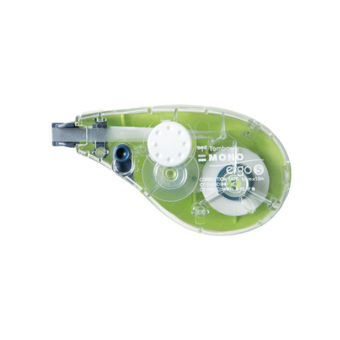 Tombow Ergo Correction Tape - Green Body - 5 mm x 10 m