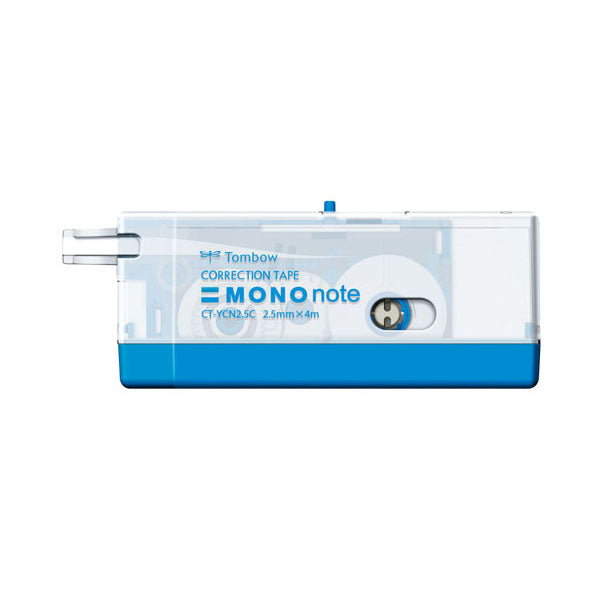 Tombow Mono Note Correction Tape - Light Blue - 2.5 mm