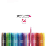 Tombow Play Color K Double-sided Marker - 0.3 mm/0.8 mm - Markers - bunbougu.com.au