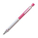 Uni Kuru Toga High Grade Mechanical Pencil - Pink Body - 0.5 mm