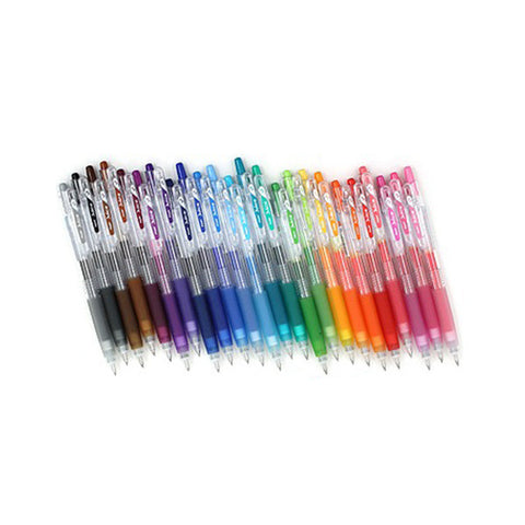 Pilot Juice Gel Pen - Vibrant Colors - 0.5 mm - Gel Pen - bunbougu.com.au