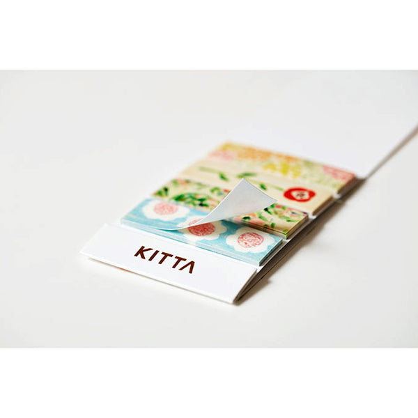 King Jim Kitta Washi Masking Tape - Pastel Color