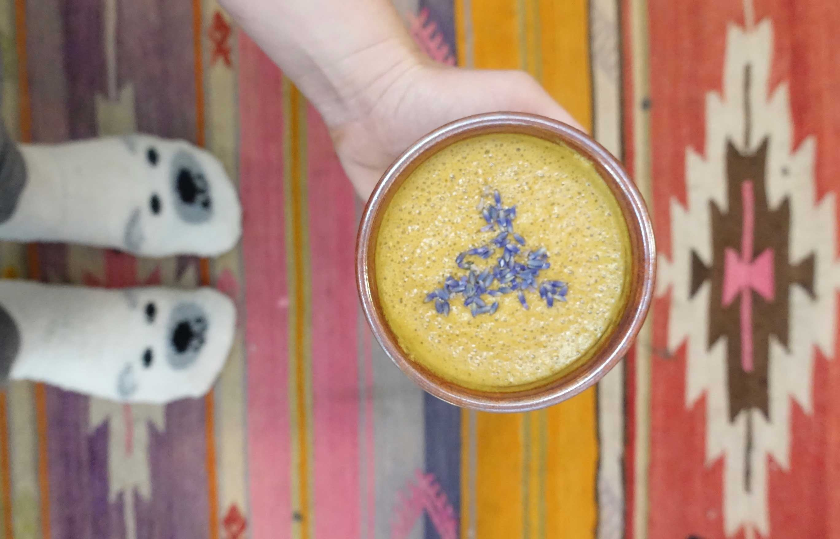 The Turmeric Latte You Need To Try