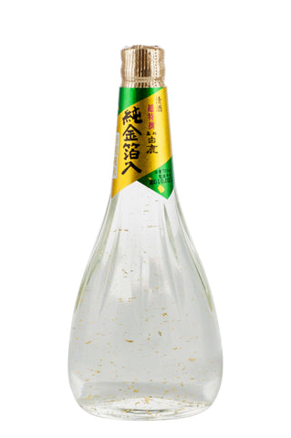 Hakushika Gold Tokusen 720ml - singapore-sake