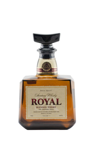 Suntory Whisky Royal 12YRS 43% 700ml - singapore-sake
