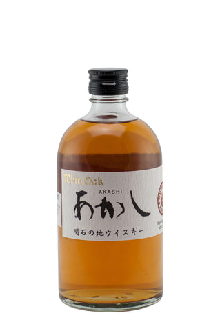 Akashi Whisky Blended 40% 500ML - singapore-sake