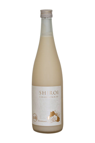 Kawaii Shiroi Chardonnay 6% 720ml - singapore-sake