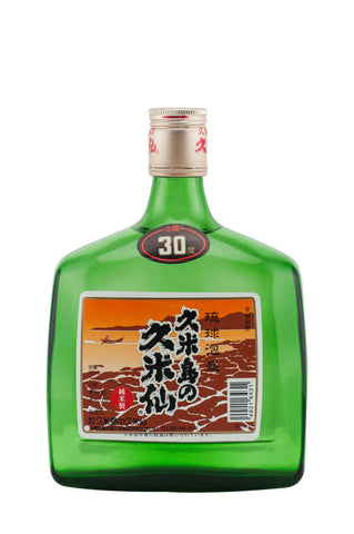 Kumejima No Kumesen Green 30% 720ml (GB) - singapore-sake