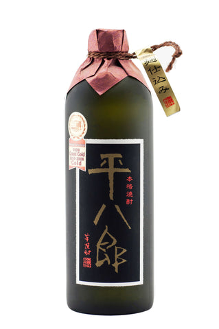 Heihachiro Imo 25% 720ml - singapore-sake